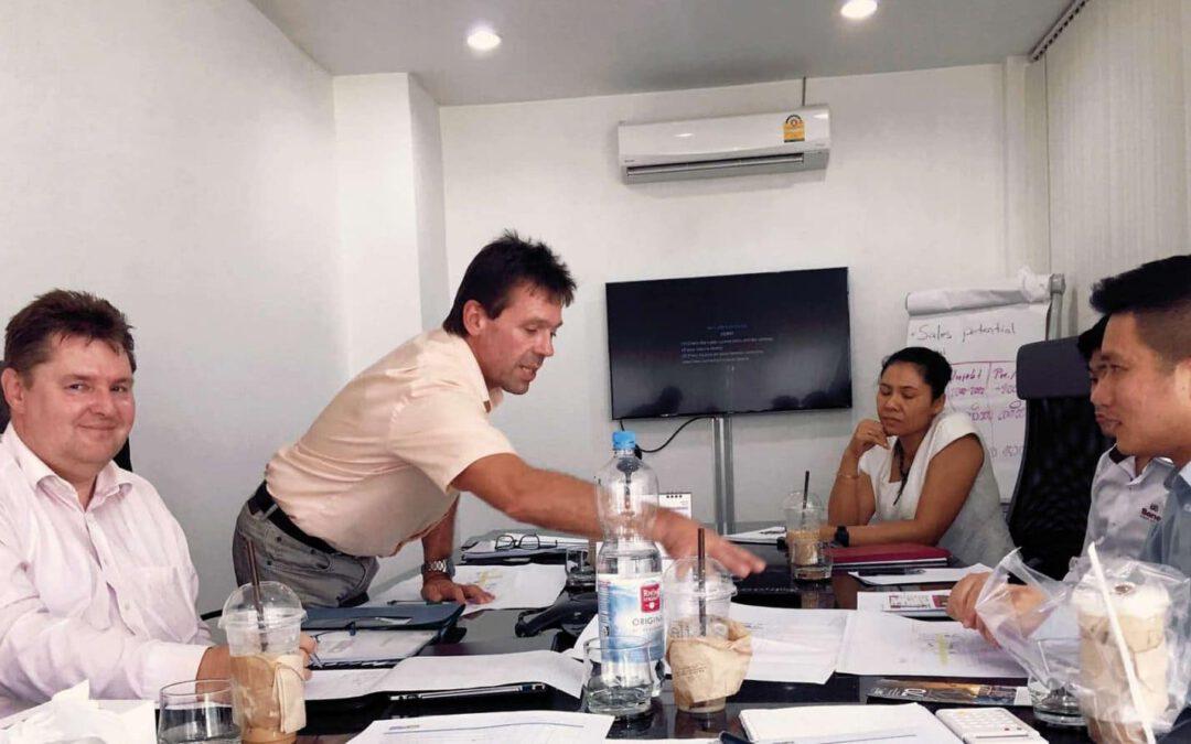 Bauausschreibungen in Thailand: Ideen statt Ressourcen